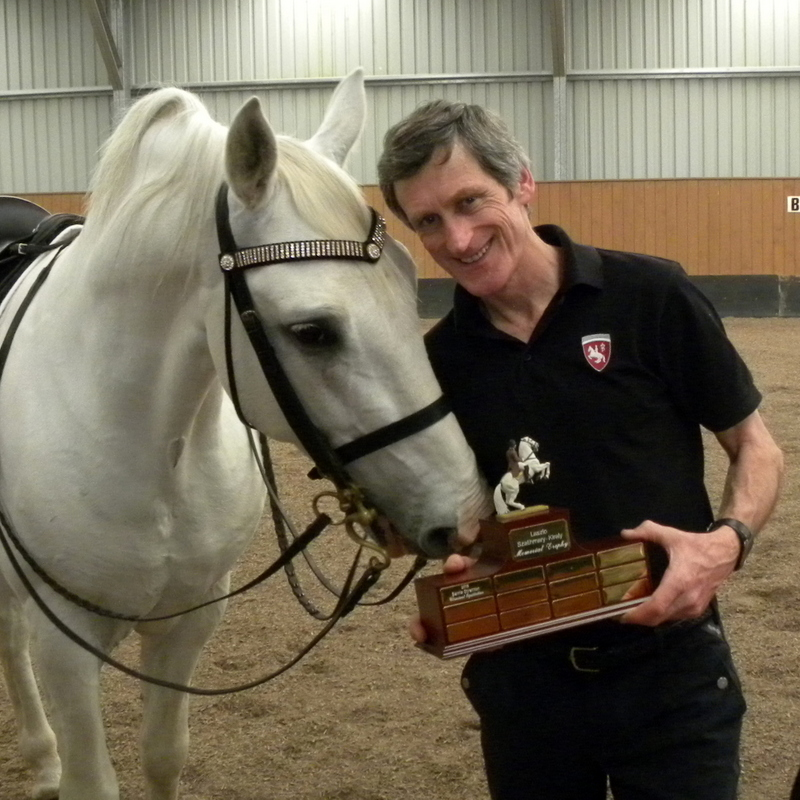 Barrie's Classical Equitation award 2013